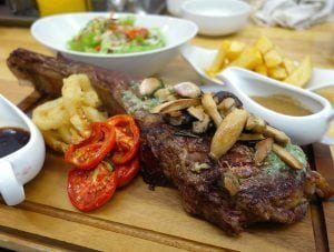 breezekohtao.com Tomahawk steaks